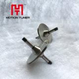 Polia da roda do guia de EDM para a máquina do corte do fio do CNC