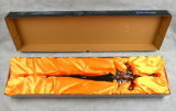 Replica della spada di Cosplay di distorsione di velocità/spada di Frostmourne