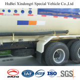 vrachtwagen van de Tanker van het Poeder van de Houtskool Dongfeng de Euro 3 van 37cbm met de Dieselmotor van Cummins