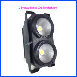 LED Lamp Audience Light 2 Eyes COB Blinder