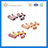 Le meilleur cadre de empaquetage de papier populaire pour le dessert de Macaron avec l'attraction (avec le diviseur de papier)