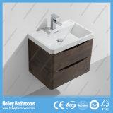 Governo di stanza da bagno popolare della melammina di disegno con due cassetti