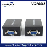 60m VGA para Ethernet Extender Over Cat5e / 6 (VGA60M)