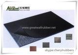 挿入のゴム製シート、高圧ゴム製床のマット