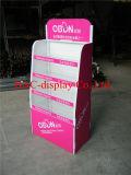 Kondom-Ausstellungsstand, Bildschirmanzeige-Kondom-Zahnstange