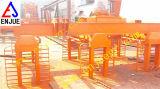 Encavateur hydraulique électrique de paille pour la position d'encavateur de pouvoir de paille de grue