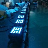 DMX Professional Stage LED PAR 20X12W RGBW Luzes ao ar livre