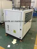 Refrigerador industrial refrescado del aire de enfriamiento del laser
