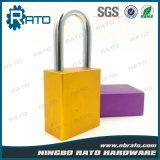 Cadeado da liga de alumínio das combinações da alta segurança