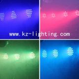 18*Rgbwy 5 in 1 LED-NENNWERT Stadiums-Licht