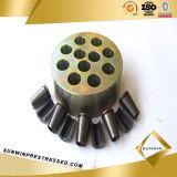 Cabeça de aço concreta da escora Yjm13-1 do PC para a venda