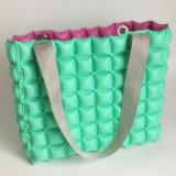 Grüne Farbe Belüftung-aufblasbarer Luftblasen-Beutel oder Kissen