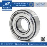 W & M Marque High Speed Chrome Steel 6204-2RS, -RS, -2rz, RZ, -ZZ, modèle ouvert Roulement à billes