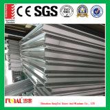 Guichet en aluminium de tente de Chambre facile d'installation