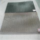 Âme en nid d'abeilles en aluminium pour le panneau d'intérieur de partition (HR637)
