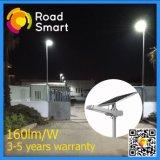 Integriertes Solar-LED-im Freienlicht für Straßen-Pfad-Haus mit Monopanel