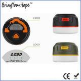 2 in 1 lanterna di campeggio magnetica impermeabile Powerbank (XH-PB-246)