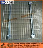 Cubierta galvanizada resistente del alambre para el estante de la paleta del almacén