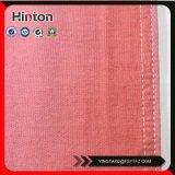 tessuto di lavoro a maglia rosso fresco del denim di 96.5%Cotton 3.5%Spandex