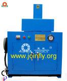 Máquina hidráulica de corte e dobragem automática do rebarbador da mangueira