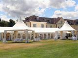 Im Freien ausdehnbare hohe Spitze Belüftung-Festzelt-Partei-Zelte für 2000 Gäste