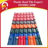 Feuille espagnole de toit de type de longue d'envergure résine synthétique de PVC