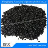 絶縁体の製品のための工学プラスチックPA66 GF40微粒