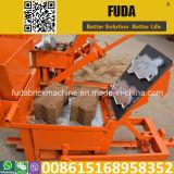 Prix de machine de fabrication de brique de la boue Qmr2-40