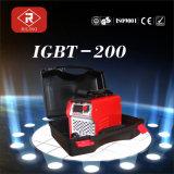 Welder MMA с пластичным случаем (IGBT-160F)