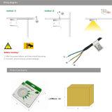 3W IP65 de LEIDENE van Dimmable Lichte BinnenVerlichting van het Kabinet