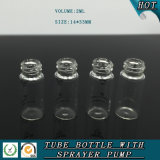 botella de cristal del aerosol del frasco del perfume de la muestra 2ml