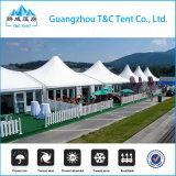 Tent die van de Partij van de Luifel van het Aluminium van de fabriek de Sterke Hoge PiekTent installeren
