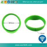 Wristband sin contacto imprimible pasivo de la pulsera de 13.56MHz RFID