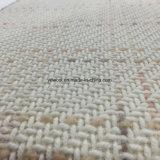 Webart-Check-Wolle-Gewebe in betriebsbereitem