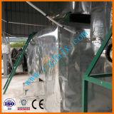 Máquina plástica do petróleo Diesel da regeneração da destilação do petróleo Jnc-5
