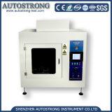 Equipo de prueba eléctrico de la UL 746A del probador IEC60695-2-1 IEC60695-2-13 del alambre del resplandor