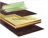 Entarimado de madera de Commerlial del hogar/suelo laminado