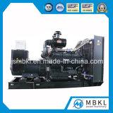 Сбывание фабрики генератора горячее! ! ! ! ! ! ! генератор 550kw/688kVA с двигателем Shangchai