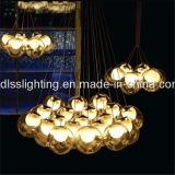 luces pendientes suspendidas bola de 2017contemporary LED del surtidor de China