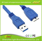 USB3.0 Am a Cable de datos Micro
