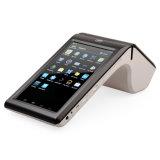 7インチの人間の特徴をもつタブレット移動式POS NFCの支払ターミナルTS7002