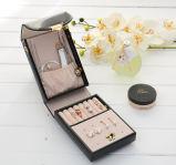 Коробка Crossbody портативных творческих ювелирных изделий твердая кожаный с хранением