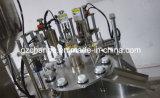Câmaras de ar do dentífrico que enchem a máquina da selagem