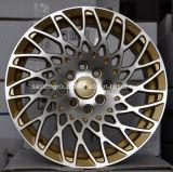 Roue 5, 6, d'alliage de véhicule de profil haut trou 8