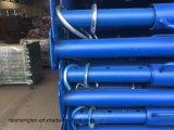 Support court- en acier réglable galvanisé Jack de coffrage d'échafaudage de Chine