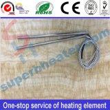 Aduana no estándar del calentador del cartucho del acero inoxidable del elemento de calefacción