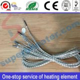 Coutume non standard de chaufferette de cartouche d'acier inoxydable d'élément de chauffe