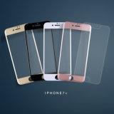protector de la pantalla del vidrio Tempered 3D de 9h 0.26m m para iPhone7 más