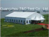 Алюминиевый шатер высокого пика рамки смешанный для случаев Alibaba Китая свадебного банкета