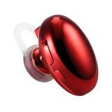Mini Bluetooth Earbud V4.1 com Mic coube a em-Orelha invisível a menor sem fio